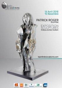 Expositon de sculptures de Patrick Roger