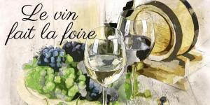 Le vin fait la foire