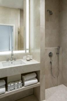Salle de bain de l'Hôtel Fauchon.