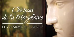 Château de la Marjolaine, le charme des anges