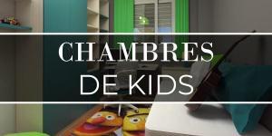 Chambres de kids