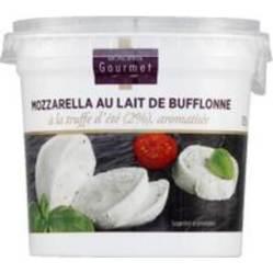 Mozzarella à la truffe d'été