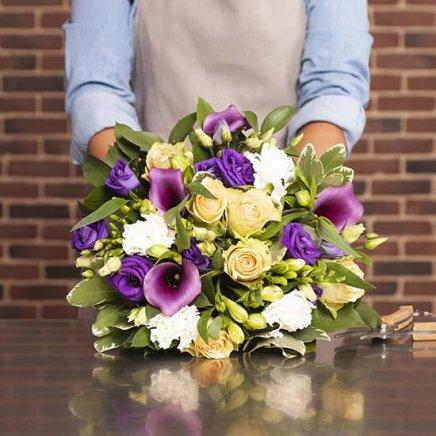 4. Bouquet Parfumé, Aquarelle