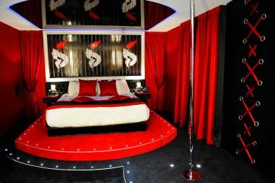 2. Suite Cabaret, Seven Hôtel
