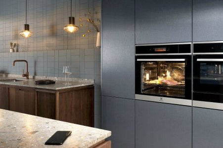 Steam Pro EOA9S31CX, Electrolux Ambiance