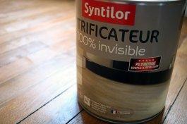 Vitrificateur parquet 100% invisible, 2.5 l, incolore