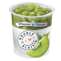 Double Plaisir, kiwi, Mamie Nova