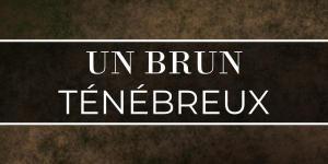 Un brun ténébreux