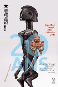 20 ANS. Les acquisitions du musée du quai Branly – Jacques Chirac