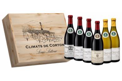 4. Coffret les Climats de Corton Grand Cru, Maison Louis Latour