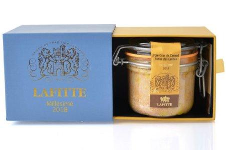 Foie Gras Millésimé 2019, Maison Lafitte