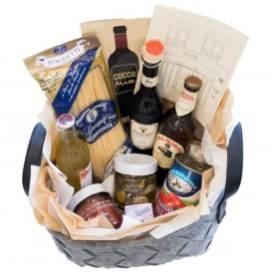 10. Panier gourmand personnalisable, Cocco Mio