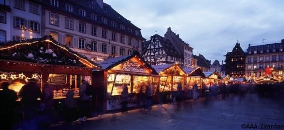 Noël à Strasbourg. Photo ARTGE-Zvardon