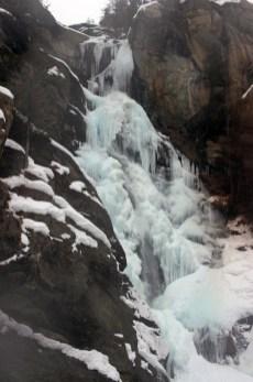 Cascades de glaces