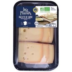 Raclette de Savoie, Lait Plaisirs