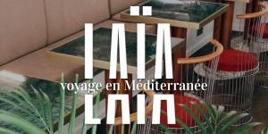 Laïa, voyage en Méditerranée