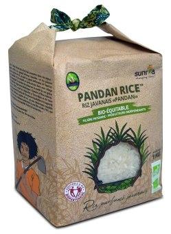 Pandan Rice Sunria