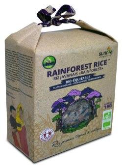 Rainforest Rice Sunria