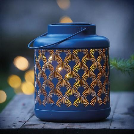 5. Lanterne Solaire Ginkgo, Nature & Découverte