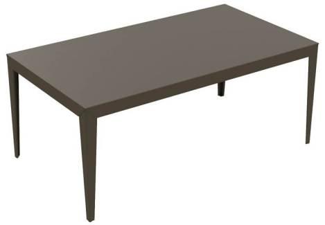 6. Table rectangulaire, Matière Grise
