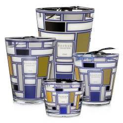 8. Vitrail Silver, Baobab Collection