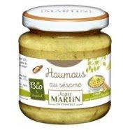 6. Houmous au sésame, Jean Martin en Provence