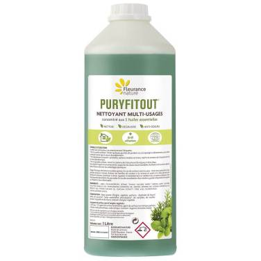 Nettoyant multi-usage Puryfitout, Fleurance Nature
