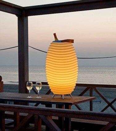 Lampe Glacière, Kooduu