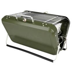 3. Barbecue Grill, 4Murs