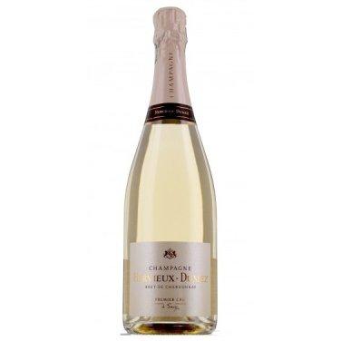 Champagne Brut Premier Cru de Chardonnay Hervieux-Dumez, Le Petit Ballon