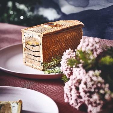 Pâté de Strasbourg au foie gras, Lenôtre