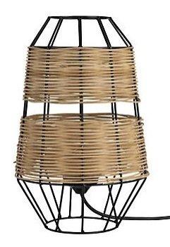 3. Lampe Baya, But