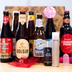 Sexy Saint Valentin coffret bières et jeux coquins, Une Petite Mousse