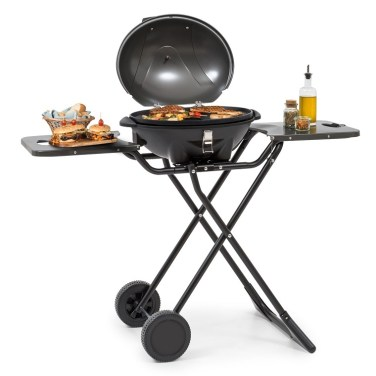 4. Klarstein Tafelspitz Barbecue électrique pliable, Manomano