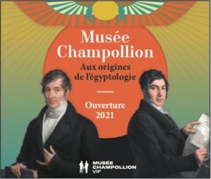 Read more about the article Le Musée Champollion, aux origines de l'égyptologie