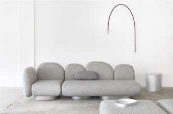 Canapé Assemble, Valérie Objects
