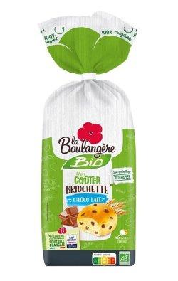 Bricochette Bio Pépites Choco Lait