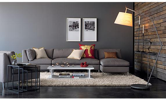 10 non ugly sectional sofas hommemaker