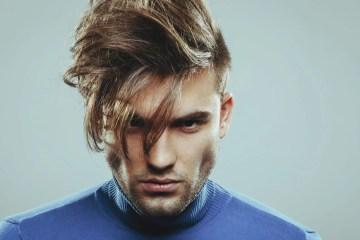 Idées de Coupes de cheveux mi longs pour Homme