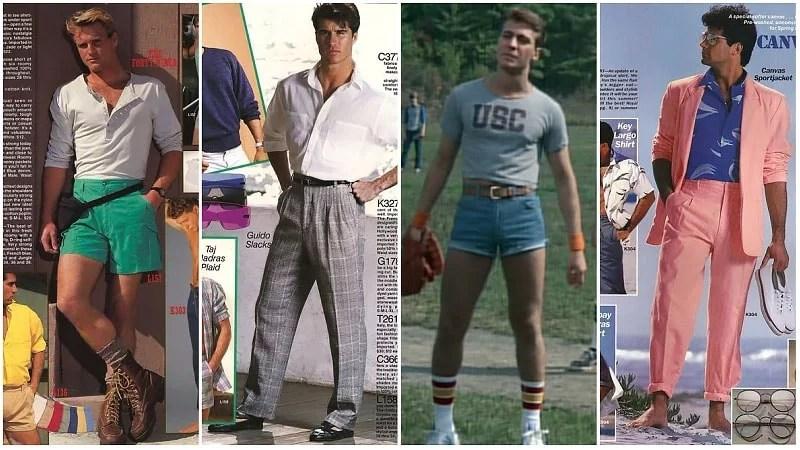 Mode dété des années 80