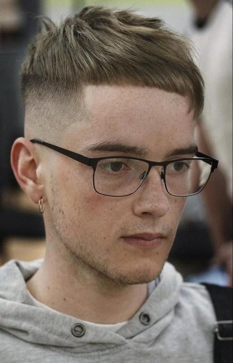 Idées de coiffures pour blonds 15