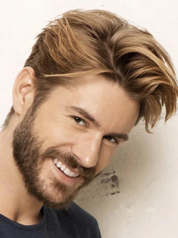 Idées de coiffures pour blonds 6