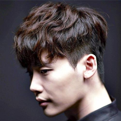 idées de coupes et coiffures pour Homme Asiatique 9