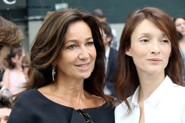 Katia Toledano et Audrey Marnay