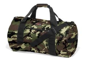 eastpak sac voyage camouflage
