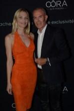 Jean-Claude Jitrois et Sarah Marshall