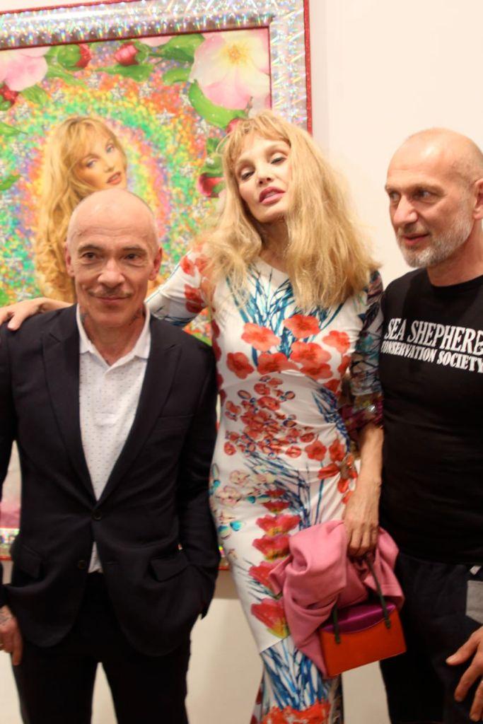 Pierre & Gilles et Arielle Dombasle