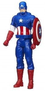 hasbro CAPTAIN AMERICA FIG 30 CM