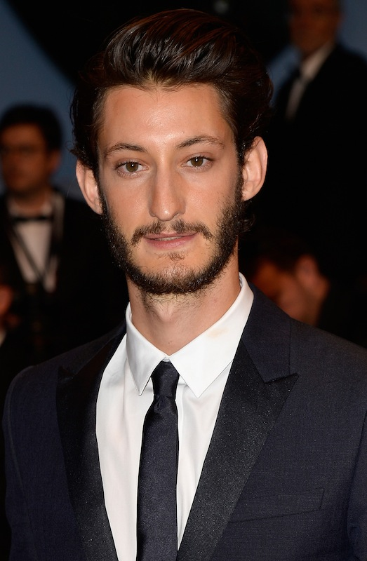"CANNES, FRANCE - MAY 18: Pierre Niney attends the Premiere of ""Inside Out"" during the 68th annual Cannes Film Festival on May 18, 2015 in Cannes, France.  (Photo by Pascal Le Segretain/Getty Images)"