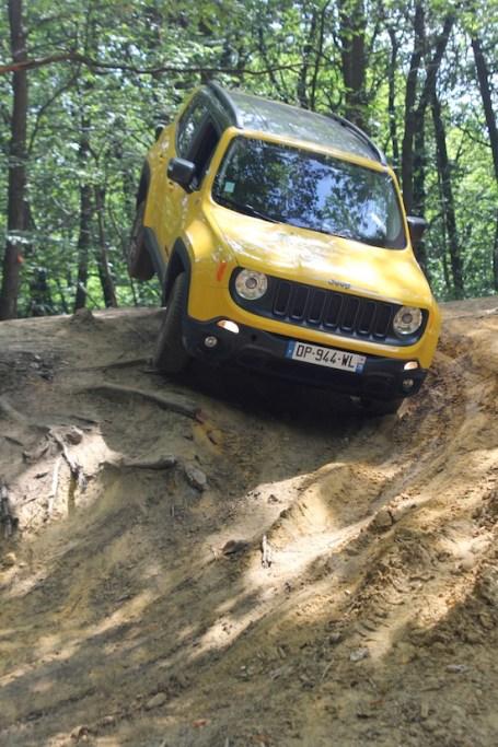 jeep renagade jaune